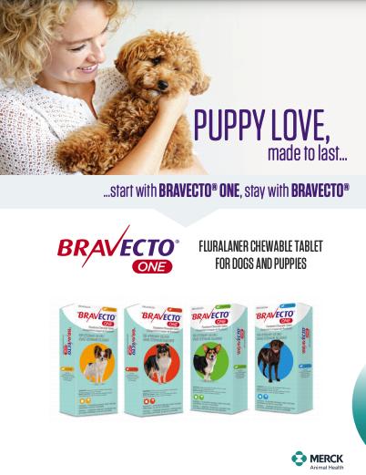 Bravecto One Detailer
